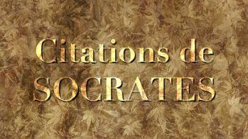 Les Meilleures Citations De Socrate